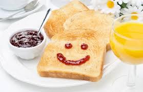 desayuno feliz